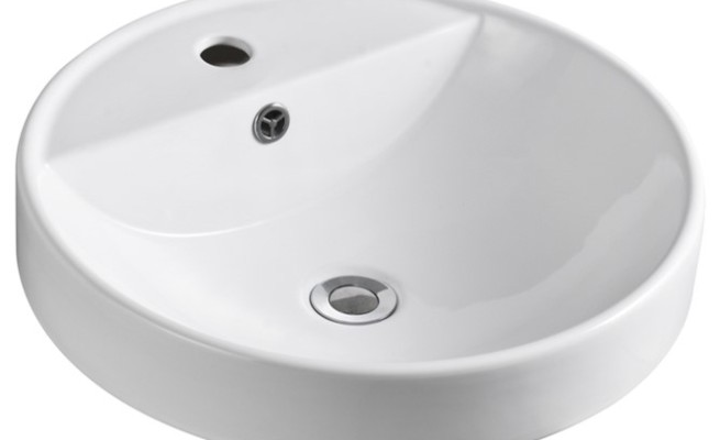 mizu Drift Semi-Inset Basin